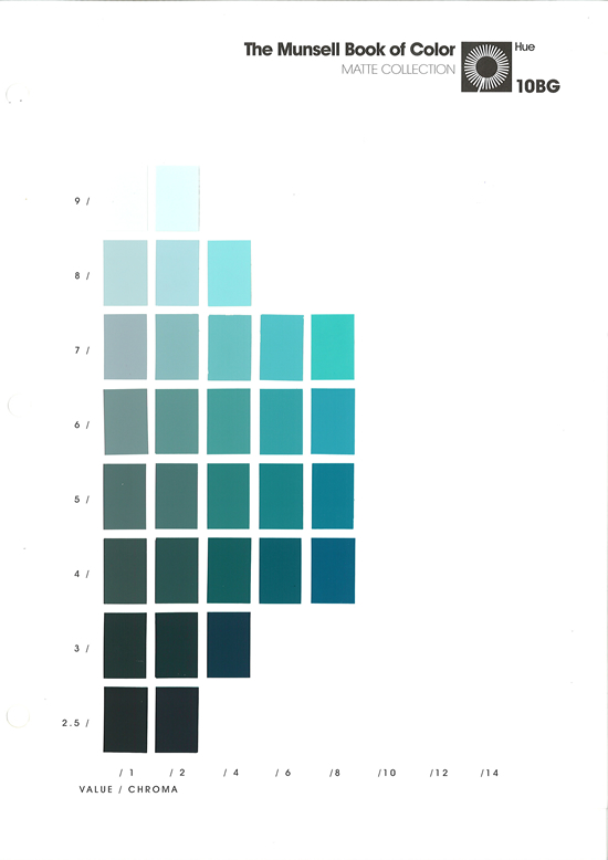 munsell span class sup span book of color matte editio