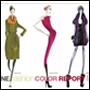 ファッションカラーレポート2009秋冬